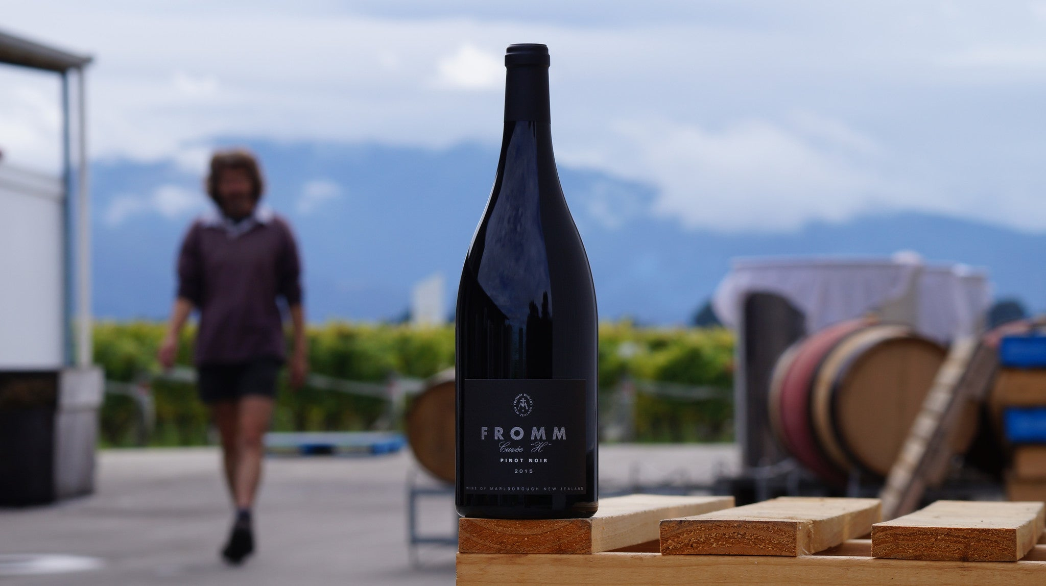 "Cuvee ""H"" flies the flag for Fromm Pinot Noir"