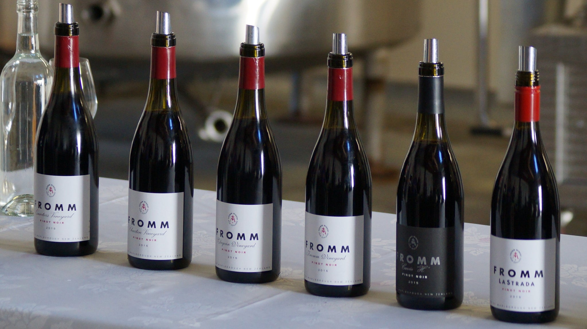 FROMM Pinot Noir: The best in the region?
