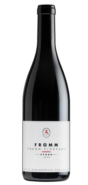 FROMM Syrah Fromm Vineyard 2018