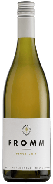 FROMM Pinot Gris 2018 - Orange-Amphora Wine style