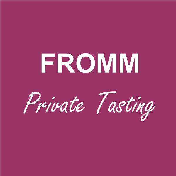 Beginners Private Tasting