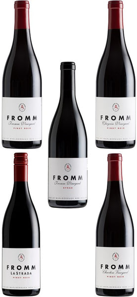 Fromm 2015 Mixed Reds - 12 bottle case