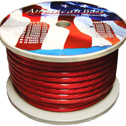 4 AWG CCA Power Wire, 100 feet
