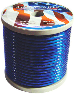 8 Gauge AWG CCA Power Wire, 100 feet