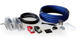 AK-1000: XP FLEX, 4 AWG, 1000-1500W High Current Battery Install Kit