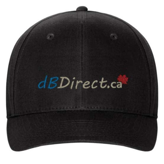 dBDirect Hats:  FlexFit Cap, Customizable, Free Shipping
