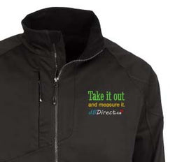 dBDirect Men's Lightweight Softshell Jacket (S-5XL): Customizable, Free Shipping