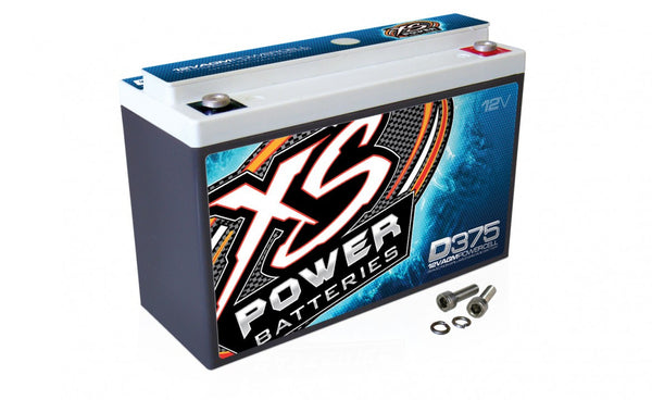 Buy XS Power AGM 600W Battery at dBDirect