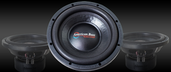 "DX-104 10"" Subwoofer, 4 Ohm, 60 Oz. Magnet"