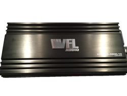 VFL HYBRID-4800.1D Linkable Class D Mono Amplifier