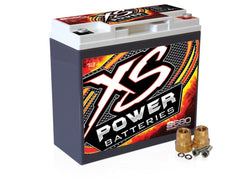 S680: 12V AGM Starting Battery, Max Amps 1,000A