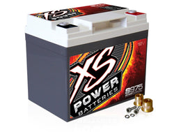 S975: 12V AGM Starting Battery, Max Amps 2,100A