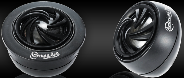 SQ-T2  Teteron Dome Tweeter (Set)