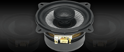 "SQ-4   4"" Coax Speaker, 2 way Swivel (Set)"