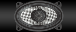 "SQ-4.6   4"" x 6"" Coax Speaker, 2 way Swivel (Set)"