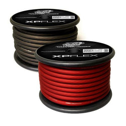 XP FLEX 2 AWG Cable, 100' Spool, Multiple Colours