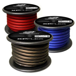 XP FLEX 1/0 Cable, Multiple Lengths & Colours
