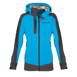 dBDirect Ladies Softshell Jacket (S-3XL): Customizable, Free Shipping