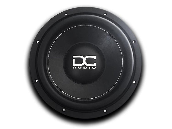 "DC Audio Level 1: 12""  300W, D2/D4  Subwoofer"