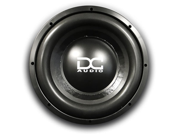 "DC Audio Level 2: 10""  600W, D2/D4  Subwoofer"
