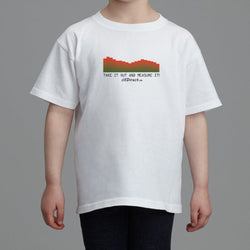 Take it out and measure it! YOUTH T-shirt, Customizable, Free Shipping