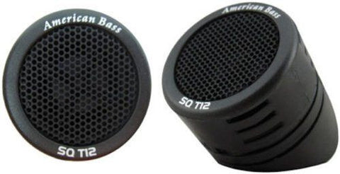 SQ-T-12 Niobium Microdome Tweeter (Set)