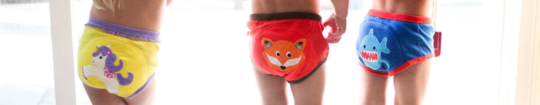 my first pair of underwear™