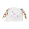ZOOCCHINI Kids Plush Terry Hooded Bath Towel - Bella the Bunny-6