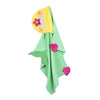 ZOOCCHINI Kids Plush Terry Hooded Bath Towel - Marietta the Mermaid-5