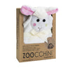 ZOOCCHINI Baby Snow Terry Hooded Bath Towel - Lola the Lamb-3