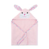 ZOOCCHINI Baby Snow Terry Hooded Bath Towel - Beatrice the Bunny-3