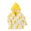 ZOOCCHINI UPF50+ Bath & Swim Coverup - Puddles the Duck-3