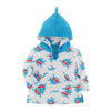 ZOOCCHINI UPF50+ Bath & Swim Coverup - Sherman the Shark-3