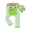 ZOOCCHINI grip+easy™ Comfort Crawler Legging & Socks Set - Flippy the Frog-7