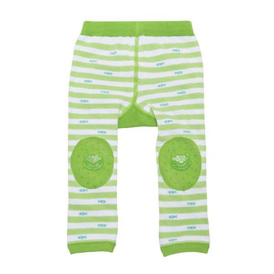 ZOOCCHINI grip+easy™ Comfort Crawler Legging & Socks Set - Flippy the Frog-5