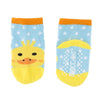 ZOOCCHINI grip+easy'Ñ¢ Comfort Crawler Legging & Socks Set - Puddles the Duck-6