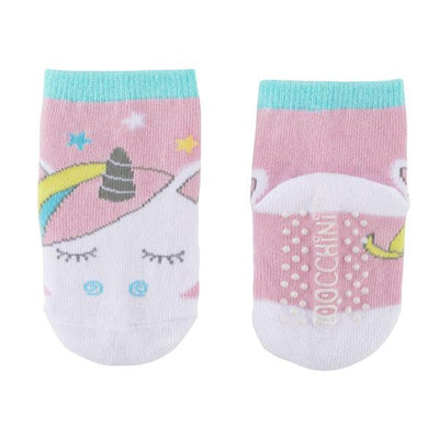 ZOOCCHINI grip+easy™ Comfort Crawler Legging & Socks Set - Allie the Alicorn-6