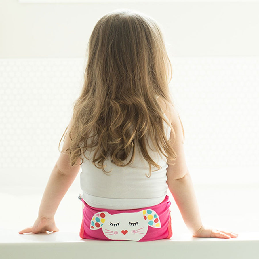 ZOOCCHINI Girls 3 Piece Organic Panty Set - Calypso Multi