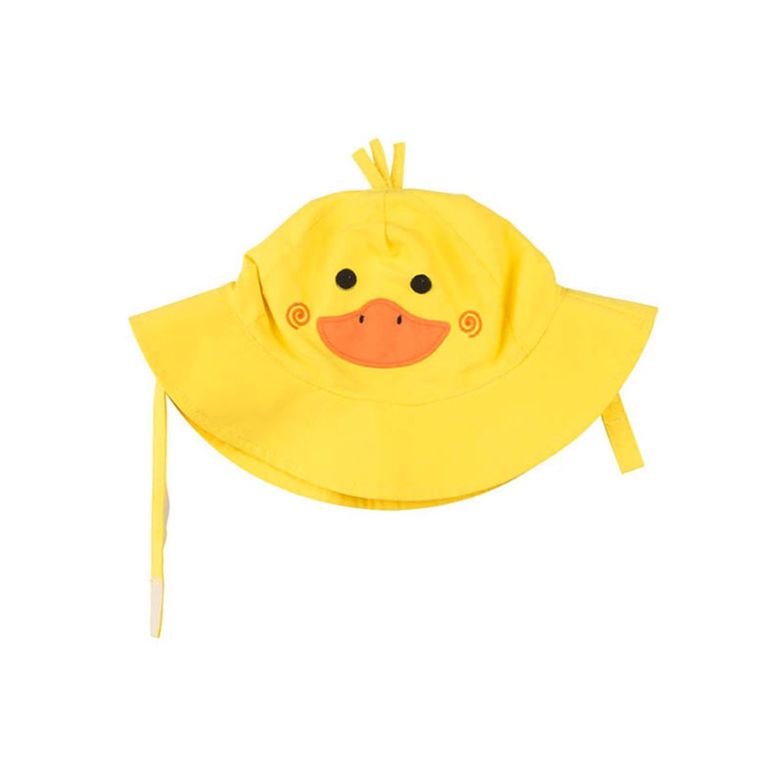 29ddfd309 ZOOCCHINI UPF50+ Baby Sun Hat - Puddles the Duck