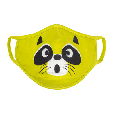 15901 Shark Multi - Raccoon Face