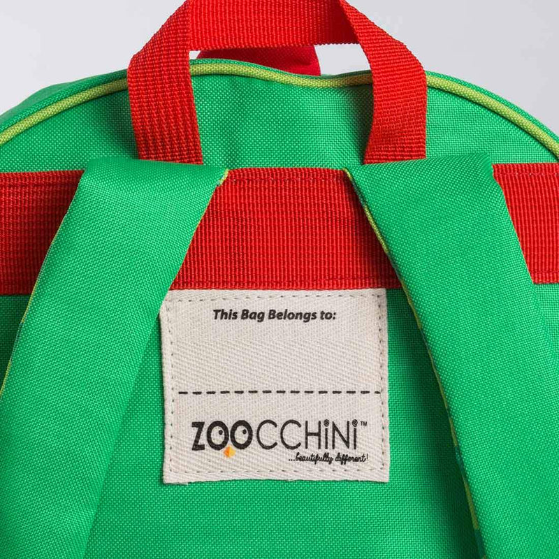 ZOOCCHINI Kids Everyday Backpack - Devin the Dinosaur
