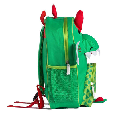 ZOOCCHINI Kids Everyday Backpack - Devin the Dinosaur-3