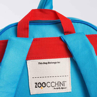 ZOOCCHINI Kids Everyday Backpack - Sherman the Shark-3