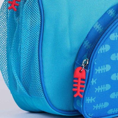 ZOOCCHINI Kids Everyday Backpack - Sherman the Shark-4