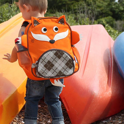 ZOOCCHINI Kids Everyday Backpack - Finley the Fox-1