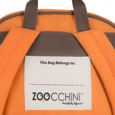 ZOOCCHINI Kids Everyday Backpack - Finley the Fox-3