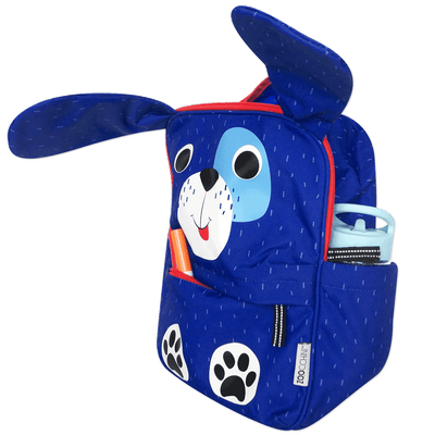 ZOOCCHINI Toddler/Kids Everyday Square Backpack - Duffy the Dog