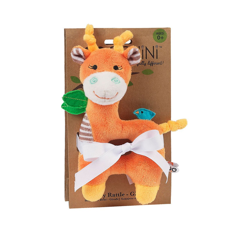ZOOCCHINI Baby Buddy Rattle - Jaime the Giraffe-1