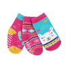ZOOCCHINI 3 Piece Comfort Terry Socks Set - Laney the Llama