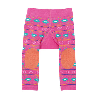 ZOOCCHINI grip+easy Comfort Crawler Legging & Socks Set - Laney the Llama